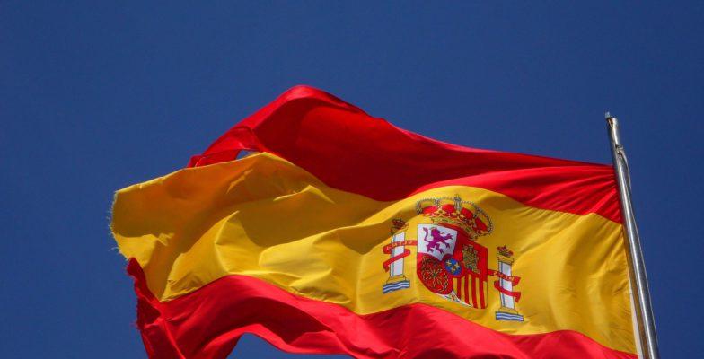 3 Gründe, warum Du Spanisch lernen solltest Flagge