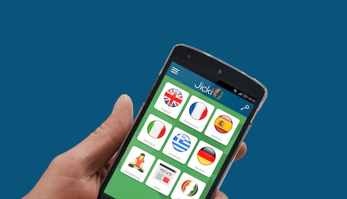Jicki Mobile App