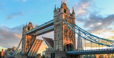 Englisch lernen Tower Bridge