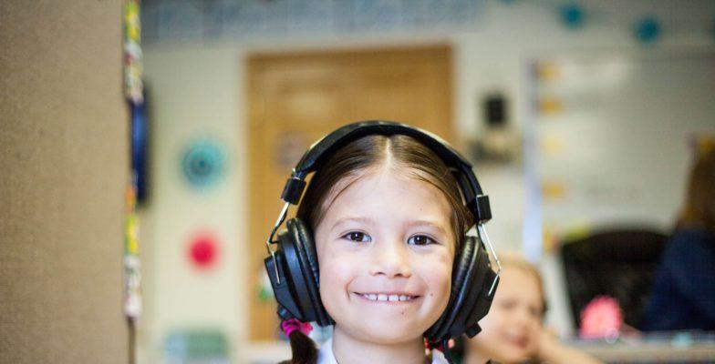 Sprachen lernen für Kinder Kind