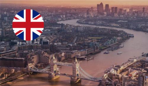 Englisch Sprachdusche London
