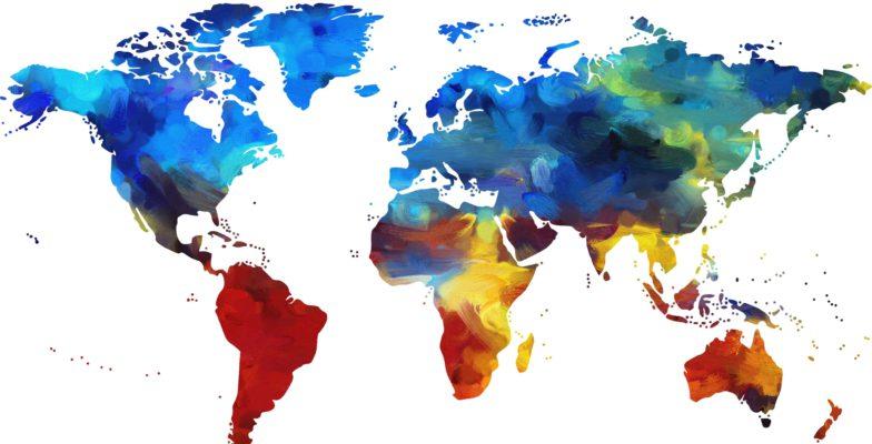 Sprachduschen Überblick Welt