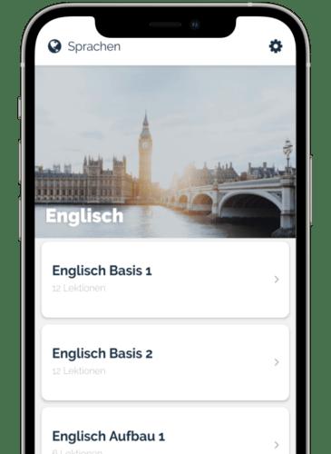 Jicki App Englisch lernen