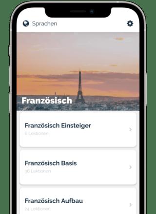 Jicki App Französisch lernen