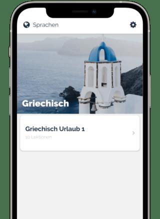 Jicki App Griechisch lernen