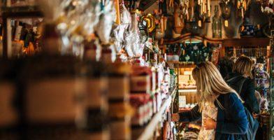 Mädchen einkaufen Spanisch Wortschatz