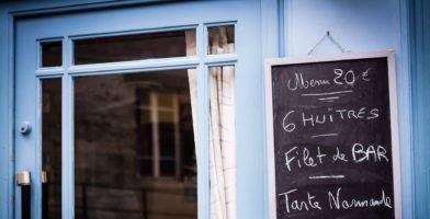 Restaurant Französisch Wortschatz